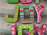 How to Cover Cardboard Letters with Fabric 20 Cool Diy Cardboard Letters Hative