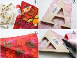 How to Cover Cardboard Letters with Fabric Best 25 Fabric Covered Letters Ideas On Pinterest