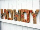 How to Cover Paper Mache Letters Burlap Covered Paper Mache Letters Mod Podge Rocks