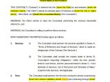 How to Create A Contract Template 21 Contract Agreement Templates Word Pdf Pages Free