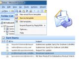How to Create A Email Template In Outlook 2003 How to Create Email Templates In Outlook Playbestonlinegames