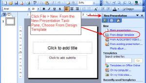 How to Create A Presentation Template In Powerpoint How to Create Your Own Powerpoint Template Briski Info