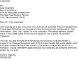 How to Create An Effective Cover Letter Writing An Effective Cover Letter All About Letter Examples