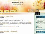 How to Create Blogspot Template Art Blogger Template Free Download Art Blogger Template