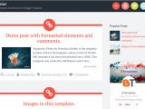 How to Create Blogspot Template Free Blog Templates Cyberuse