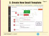 How to Create Custom Email Templates User Guide How to Create Multiple Custom order Email