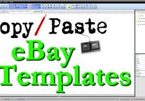 How to Create Ebay Listing Template Ebay HTML Template Sadamatsu Hp