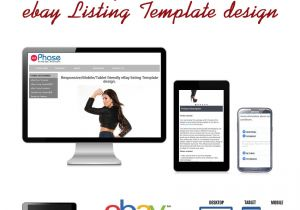 How to Create Ebay Listing Template Responsive Ebay Listing Template Design Auctiva Inkfrog