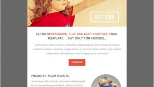 How to Create Email Advertising Template Superheroo Email Template Email Marketing Templates