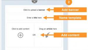 How to Create Email Marketing Templates Create Email Newsletter Templates In Gmail Flashissue