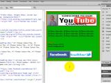 How to Create Email Template Using HTML How to Create HTML Page and Send HTML Email Youtube