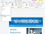 How to Create Email Template Using HTML How to Save An Email Template In Outlook Beepmunk