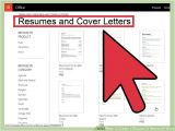 How to Create Resume format In Microsoft Word How to Create A Resume In Microsoft Word with 3 Sample
