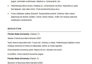 How to Create Simple Resume format How to Write A Simple Resume format Letters Free