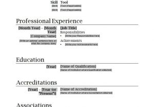 How to Create Simple Resume format Resume Templates Microsoft Word Download Want A Free