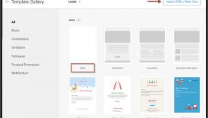 How to Design A Email Template Email Templates Online Help Zoho Crm