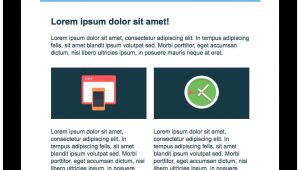 How to Design A HTML Email Template Build An HTML Email Template From Scratch
