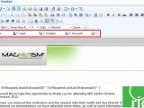 How to Design An Email Template How to Create E Mail Templates In Dynamics Crm 2011 Using