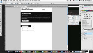 How to Design Email Templates How to Create A HTML Email Template 1 Of 3 Youtube