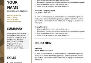 How to Download Resume Templates In Microsoft Word Dalston Newsletter Resume Template