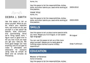 How to Download Resume Templates In Microsoft Word Free Microsoft Word Resume Template Superpixel