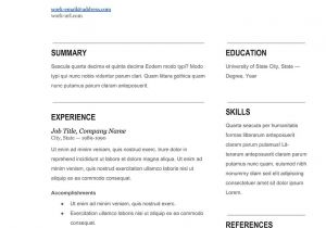 How to Download Resume Templates In Microsoft Word Free Resume Templates Microsoft Office Health Symptoms