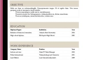 How to Download Resume Templates In Microsoft Word Resume Template Microsoft Word 2016 Best Professional