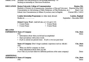 How to format A Basic Resume Basic Resume Example 8 Samples In Word Pdf