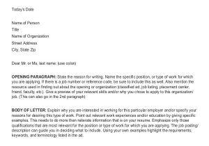 How to format A Basic Resume Sample Resume Cover Letter format 6 Documents In Pdf Word