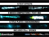 How to Get Free Videohive Templates Action Titles Videohive Template Free Download