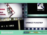 How to Get Free Videohive Templates Grunge Filmstrip Videohive Template Free Download