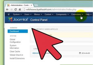 How to Install A Template In Joomla How to Install Joomla Templates 7 Steps with Pictures