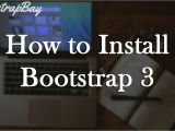 How to Install Bootstrap Template Bootstrap 3 Tutorial Pt 1 Intro How to Install