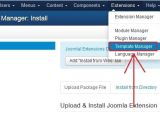 How to Install Template In Joomla How to Install A New Template In Joomla 3 X 7 Steps with