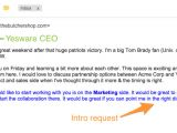 How to Introduce Yourself Via Email Template How to Write An Introduction Email that Wins You An In