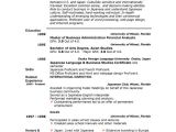 How to Keep Resume format On Word Free Resume Template Downloads Easyjob