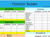 How to Make A Budget Plan Template How to Set Up A Budget Make Your Budget
