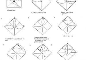 How to Make A Chatterbox Template origami Chatterbox Instructions Wisemind Studios