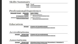 How to Make A Cv Template On Microsoft Word How to Create A Resume Using Microsoft Word