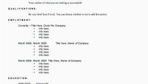 How to Make A Resume Template Make A Resume Resume Cv