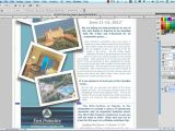 How to Make An Email Template In Photoshop Create HTML Email Part 3 Slicing for the Web In Photoshop