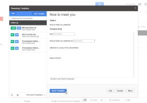 How to Make Template In Gmail Fresh How to Make An Email Template In Gmail Best Sample