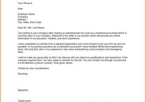 How to Prepare A Cover Letter for A Job How to Write A Job Application Cover Letter