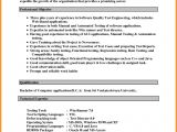 How to Resume format with Word 5 Cv Samples In Word theorynpractice