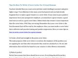 How to Right A Cover Letter for A Resume How to Write A Cover Letter for A Resume Pdfsr Com