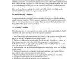 How to Right A Good Cover Letter How to Write A Good Cover Letter Gplusnick