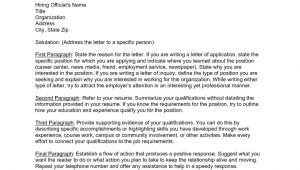 How to Start A Cover Letter for An Internship Start Of A Cover Letter Letter Of Recommendation