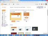 How to Upload Template In Blogger How to Upload Custom Blogger Templates On Blogger