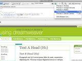 How to Use Templates In Dreamweaver Dreamweaver Template