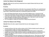 How to Write A Business Model Template 50 Business Letter Templates Pdf Doc Free Premium
